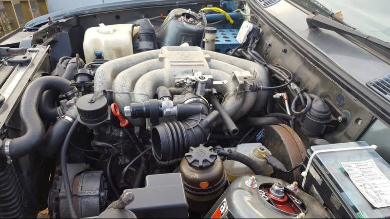 E30 Inlet manifold